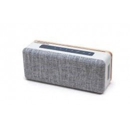 Bluetooth NFC Speaker - Output Power : 30 W (10 W RMS) - Battery 2200mah - AUX IN - Included cables