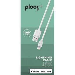 CAVO USB 1M LIGHTNING BIANCO