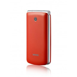 Cellulare CLAMSHELL BRONDI Dual simROSSO