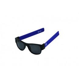 CLACK BLACK/BLUE POLARIZED GREY LENSCAT.3 UV400 Polarizzate antiriflesso effetto specchio  Protezione raggi UV-A e UV-B