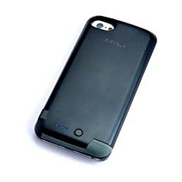COVER BATTERIA PER IPHONE 5 NERA