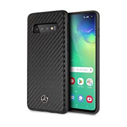 COVER CARBONIO MERCEDES BENZ GALAXY S10E BLACK