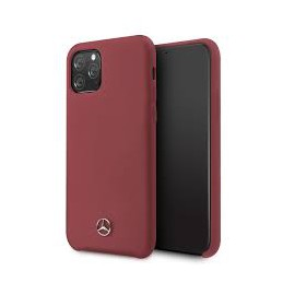 COVER SILICONE MERCEDES BENZ IPHONE 11 PRO RED
