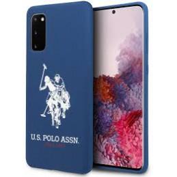 COVER U.S. POLO ASSN.IPHONE 11  BLACK