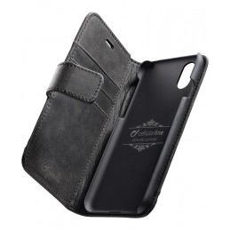 CUSTODIA SUPREME IPHONE XR NERO