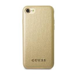 HARD CASE IRIDISCENT GUESS COLLECTION IPHONE 7/8 GOLD