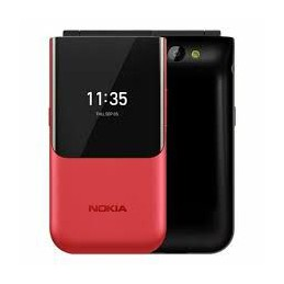 NOKIA NEW 2720 DS RED
