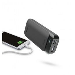 POWERBANK CARICABATTERIA EMER. 5200 USB-C NERO