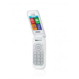 TELEFONO CELLULARE BRONDI STONE BIANCO
