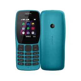 TELEFONO CELLULARE NOKIA 110 DUAL SIM BLUE