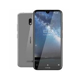 TELEFONO CELLULARE NOKIA 2.2 DS 32GB DI MEMORIA STEEL