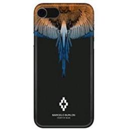 Wings Orange blue