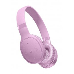 CUFFIE PUMP BASS KOSMOS BLUETOOTH ROSA