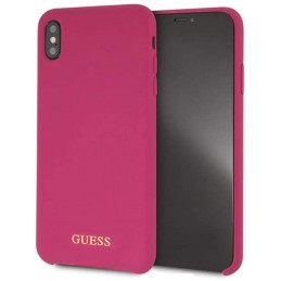 COVER GUESS IPHONE XS MAX FUCSIA