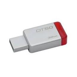 PENDRIVE USB FLASH 32GB KINGSTONE DT50 USB 3.1