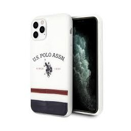 COVER U.S. POLO ASSN.IPHONE 11  PRO WHITE