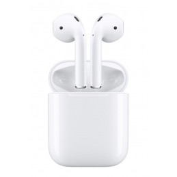 APPLE AIRPODS 2  BT HEADSET WHITE
