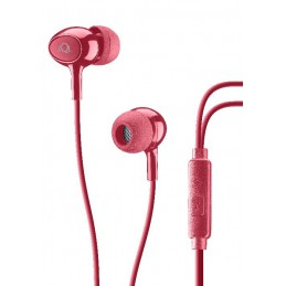 AURICOLARE IN-EAR ACOUSTIC ROSSO