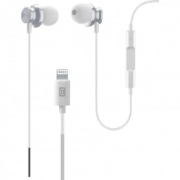 AURICOLARI MFI JUNCO IPHONE BIANCO
