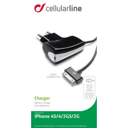 CARICABATTERIA DA RETE APPLE IPHONE 30 PIN