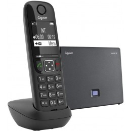 Cordless VOIP con ampio display Base separata Viva voce hi-fi