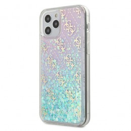 COVER HARD GUESS GLITTER APPLE IPHONE 12 PRO MAX PINK
