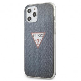 COVER HARD GUESS JEANSAPPLE IPHONE 12 PRO MAX