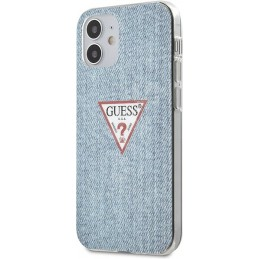 COVER HARD GUESS JEANS COLLETION APPLE IPHONE 12 E 12 PRO