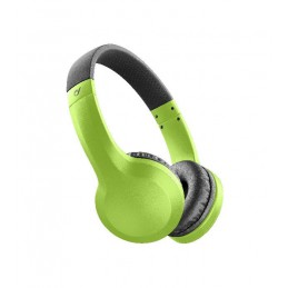 CUFFIE BLUETOOTH VIVAVOCE CON MICROFONO  LIGHT LIME