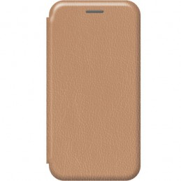 CUSTODIA BOOK MAGNETICA PER GALAXY J6 PLUS ROSE GOLD