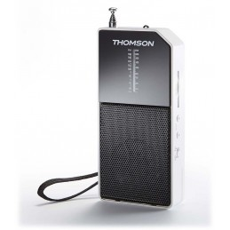 MINI RADIO SILVER THOMSON