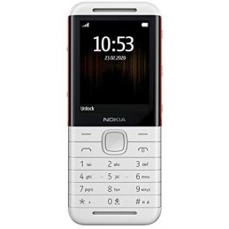 NOKIA 5310 BIANCO/ ROSSO