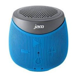 SPEAKER BLUETOOTH JAM DOUBLE PLAY BLUE