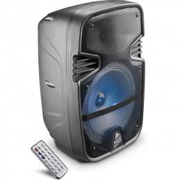 SPEAKER BLUETOOTH PARTY  NERO20 Watt INGRESSO USB-MICROFONO-SD E TELECOMANDO