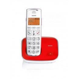 TELEFONO CORDLESS BRONDI BRAVO GOLD 2 ROSSO