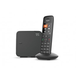 TELEFONO CORDLESS GIGASET C750 NERO