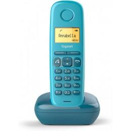 TELEFONO CORDLESS GIGASET TURCHESE