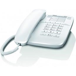 TELEFONO FISSO GIGASET D410 WHITE