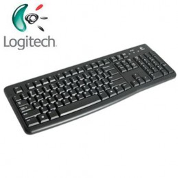 TASTIERA A FILO PLUG AND PLAY LOGITECH USB