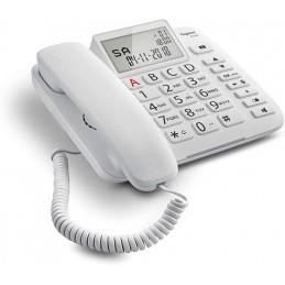 TELEFONO FISSO GIGASET DL380 BIANCO