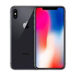 iPhone X 256 GB Nero Grado A++ New battery