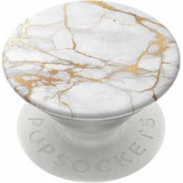 PHONE GRIP & STAND GOLD LUTZ MARBLE