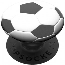 PHONE GRIP & STAND SOCCER BALL