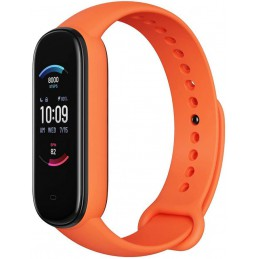 AMAZFIT BAND 5 ORANGE A2005 SMARTWATCH TRACKER FITNESS IMPERMEABILE CONTAPASSI