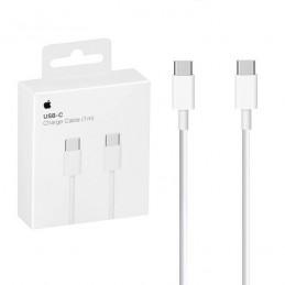 APPLE CAVO DATI USB-C /  USB-C1 mt