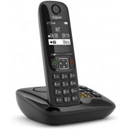 CORDLESS GIGASET AS690A CON SEGRETERIA TELEFONICA
