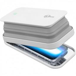 Sterilizzatore per Smartphone UV-C  Multifunzione adatto a piccoli oggetti bianco