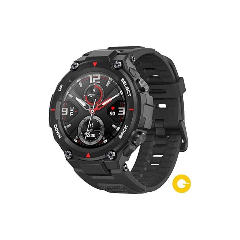 Amazfit T-Rex , Smartwatch sportivo durata batteria circa 20 giorni,waterproof sino a 50 mt, 14 modalità sportive.