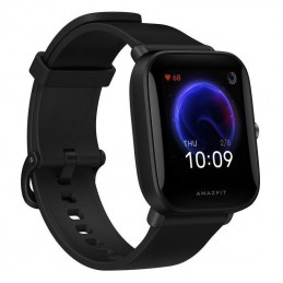 Amazfit BIP-U orologio sportivo Nero Touch screen Bluetooth.