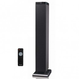TORRE BLUETOOTH NFC LETTORE CD/MP3 INGRESSI USB1 (MUSIC) USB2 (CHARGE) AUX-IN